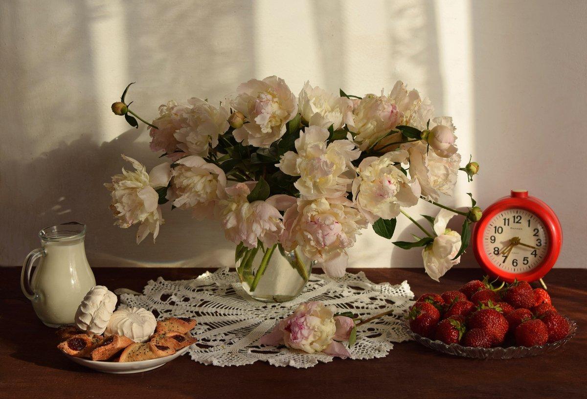 Цветы дзержинске, букет утренний