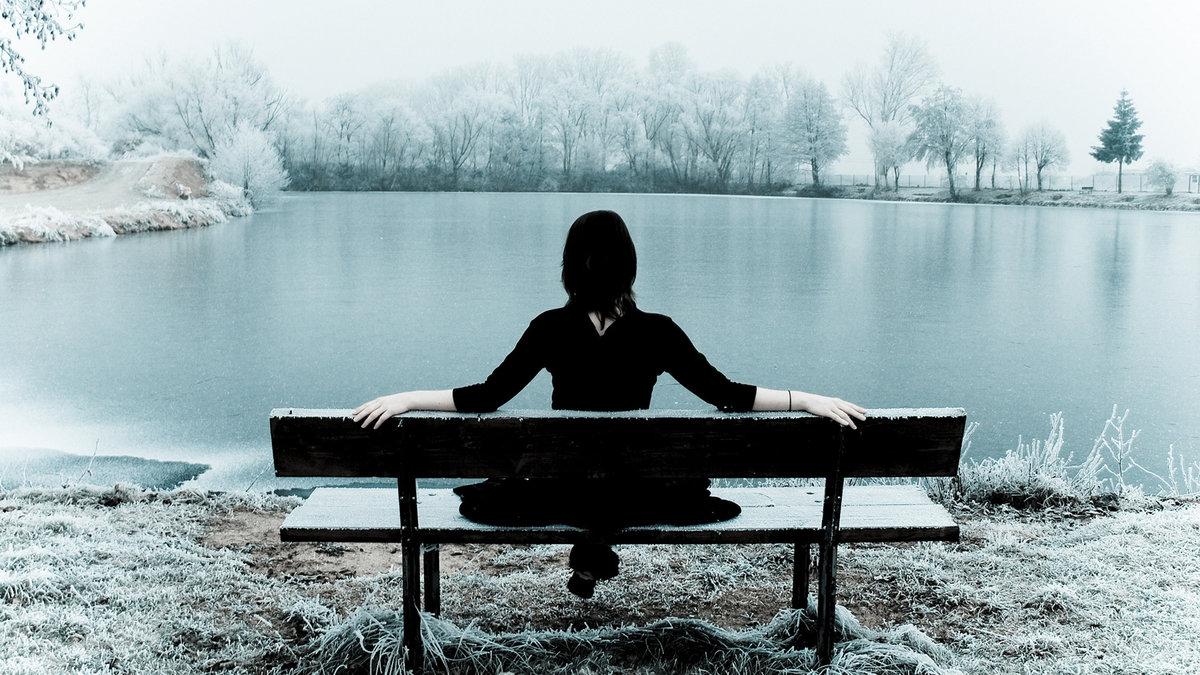 Одиночество в картинках для девушек, картинки фото