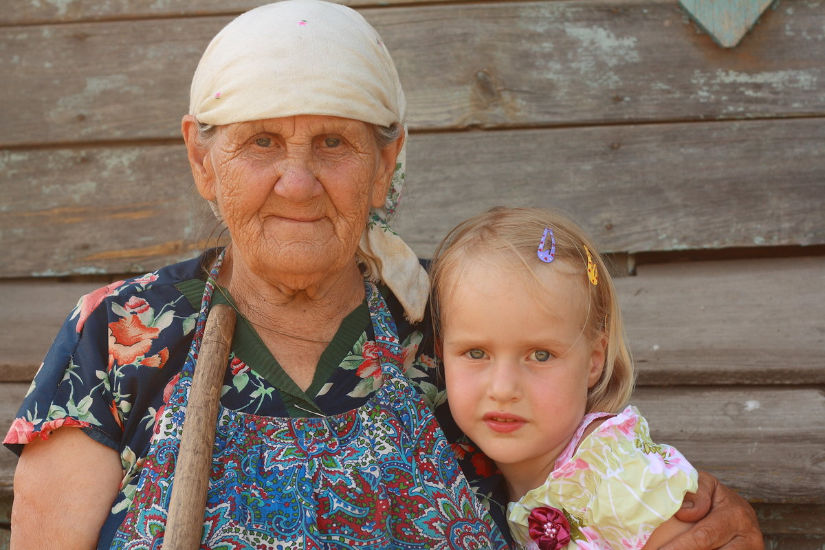 Картинки с бабушкой, подруге своими