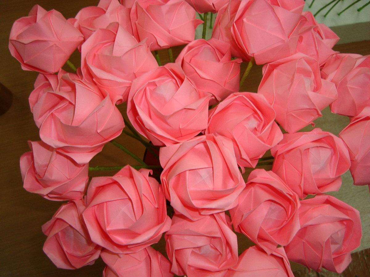 Картинки роз объемные