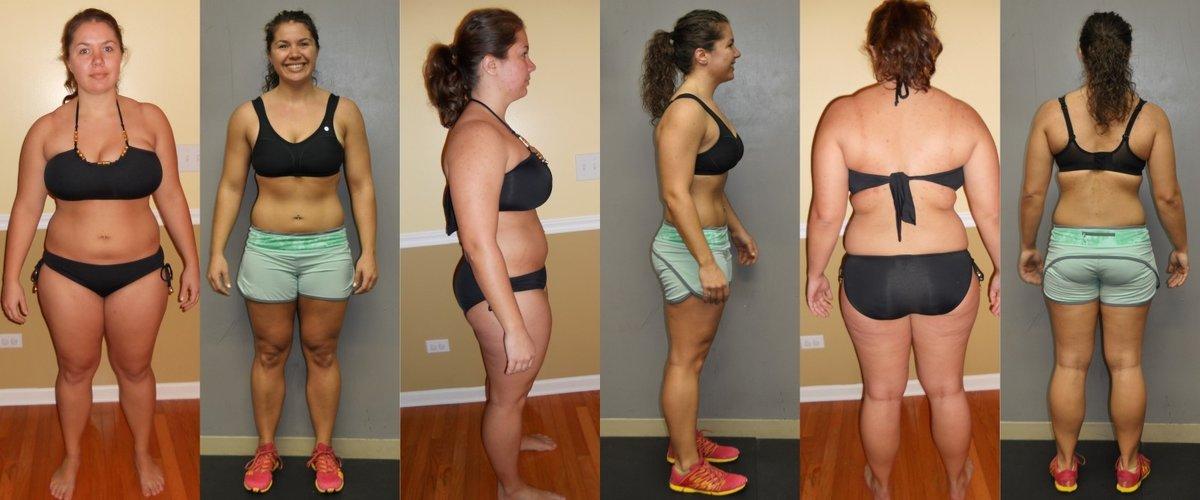 сайкл для похудения результаты