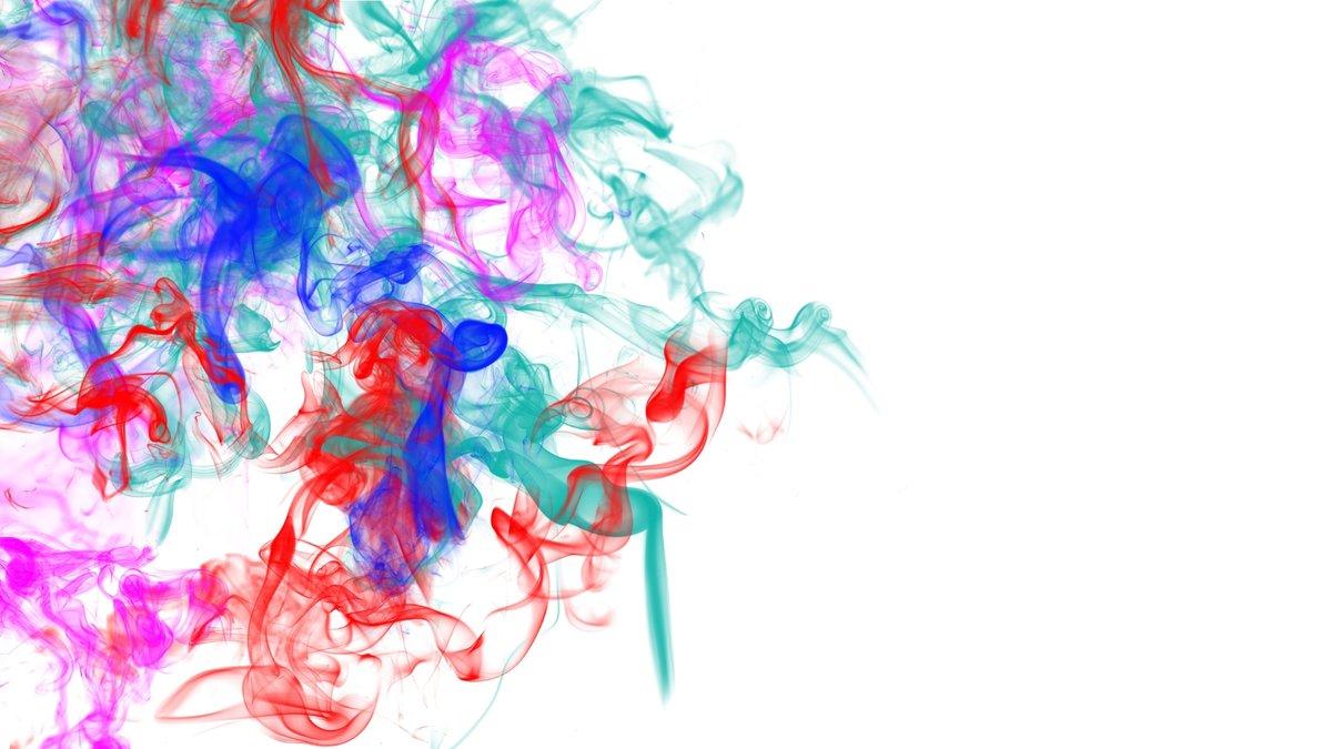 летящие краски картинки