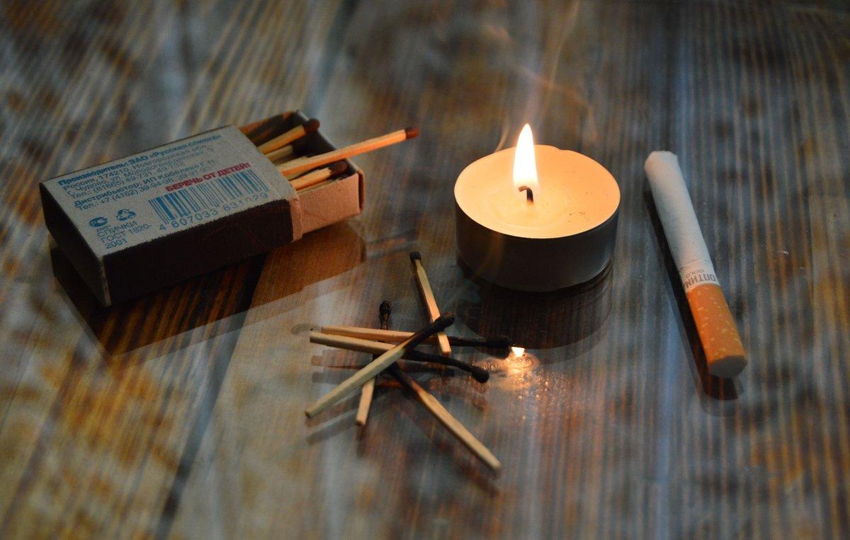 приворот любимого на сигарете