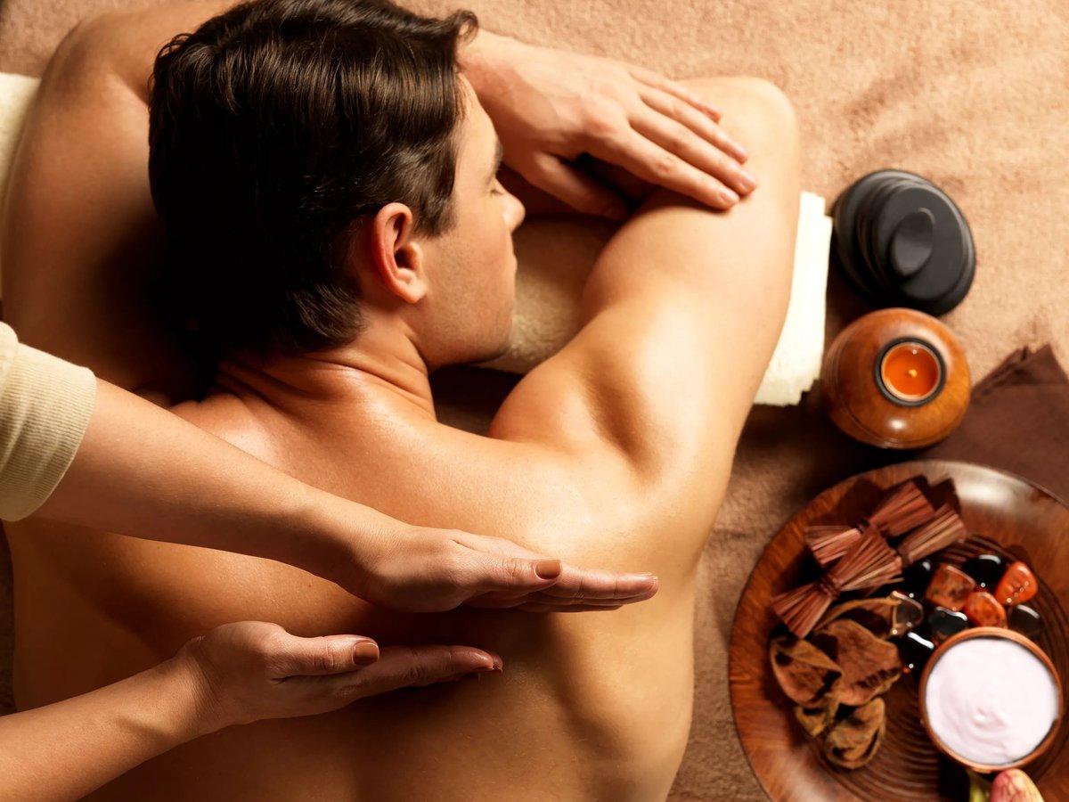 Картинки для рекламы массажа, коллажи для