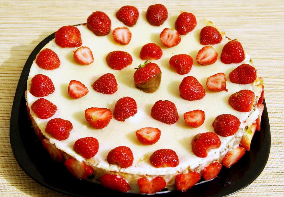 Сделала этот торт мужу на день рождения!