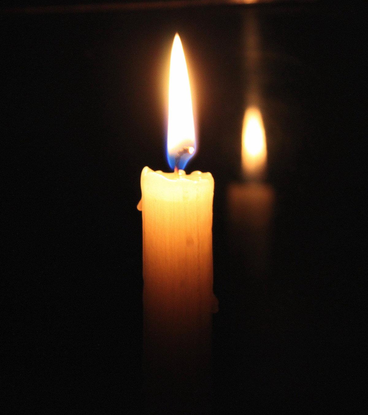 Картинки с горящей свечой