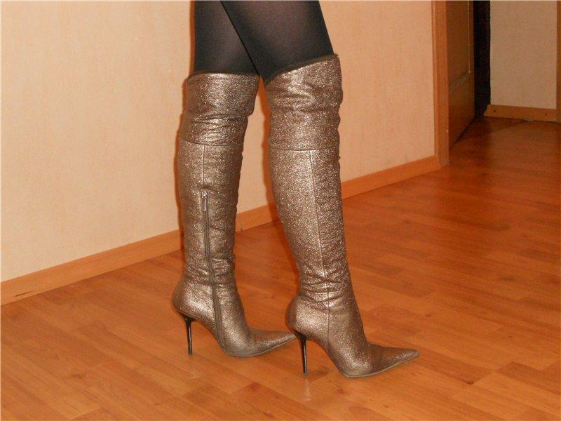 Фото красивые женские ноги в сапогах, видео госпожа глумится