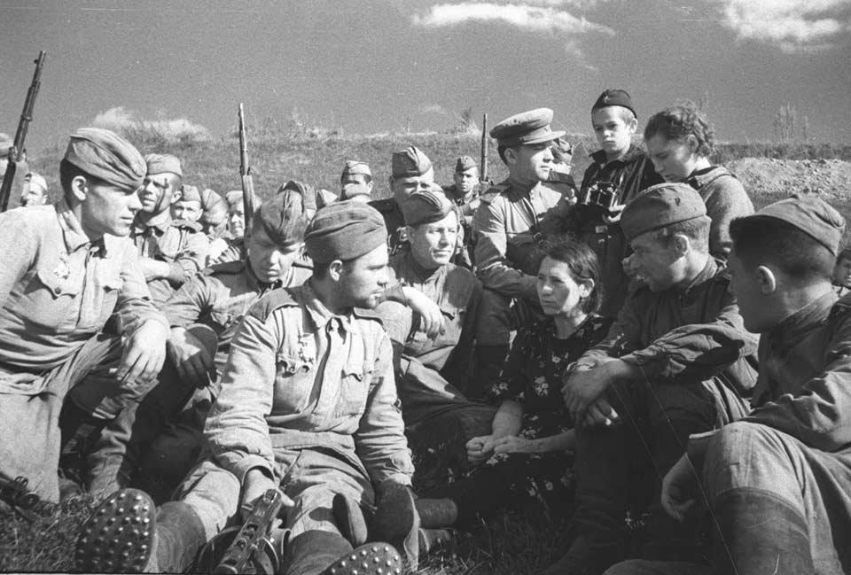 Летием, картинки войны 1941-1945