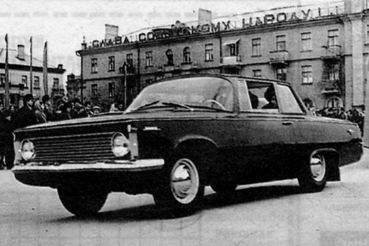 Автомобили Советского Союза