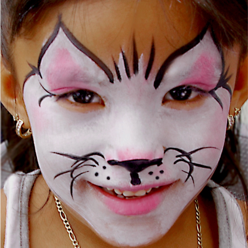 50 Easy Face Painting Ideas For Kids Images