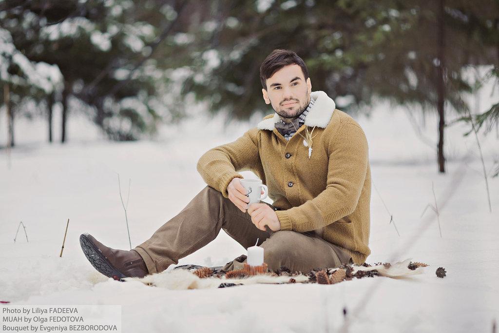 для картинки мужик зимой результате получите