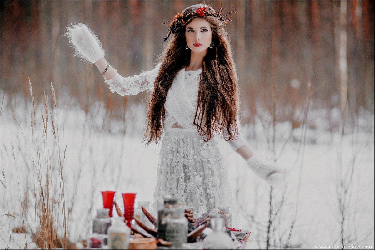 Идеи для фотографий в зимнем лесу