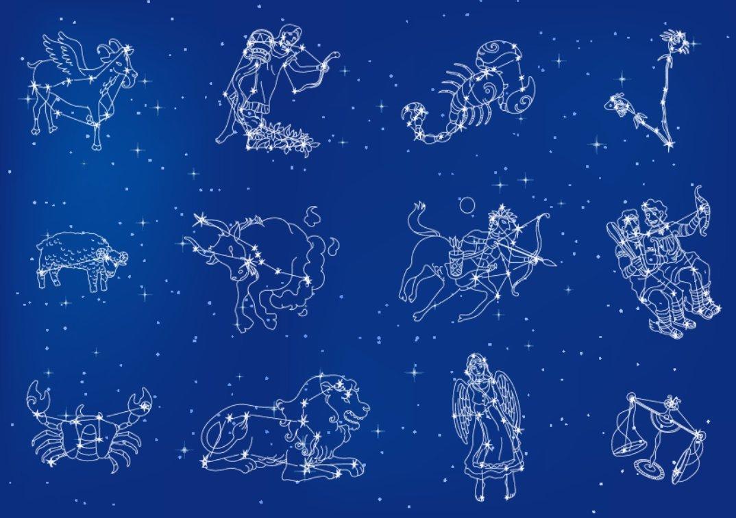 Зодиакальные созвездия картинки, открытки одноклассниках