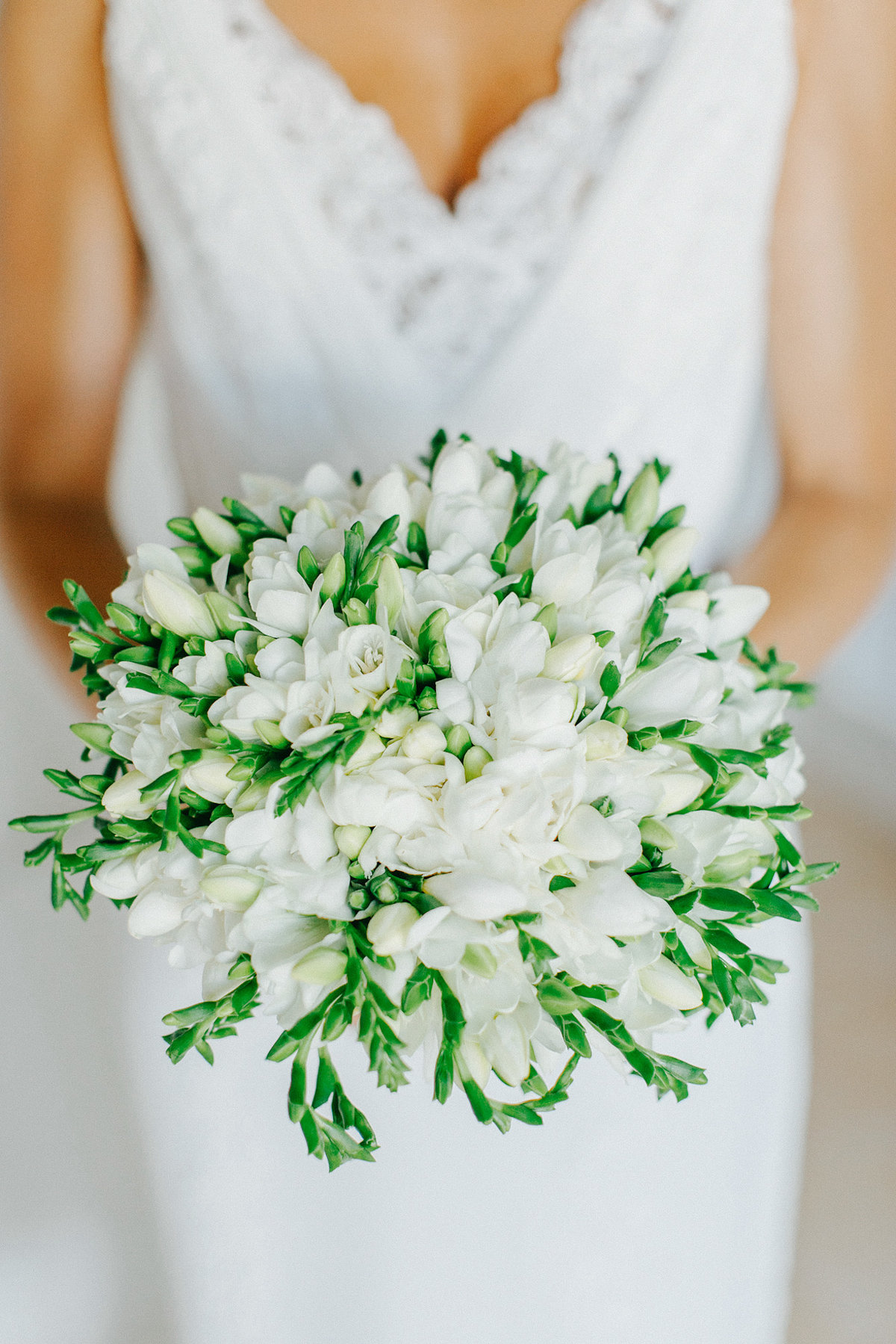 Букет невесты из фрезий заказать