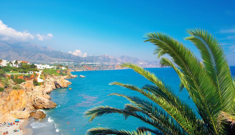 Летний сезон на Коста дель Сол, Испания