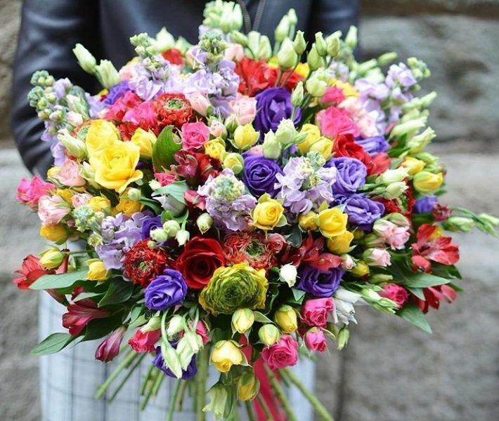 Для, цветы которыми украшают букеты