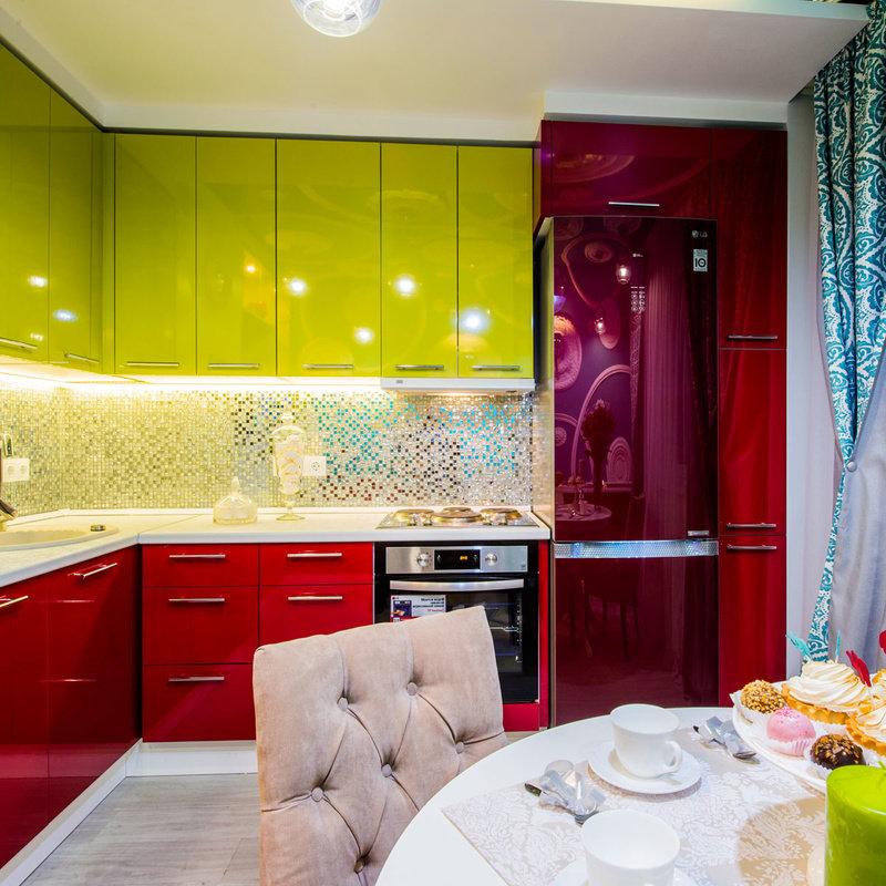 Простые дизайны кухни фото