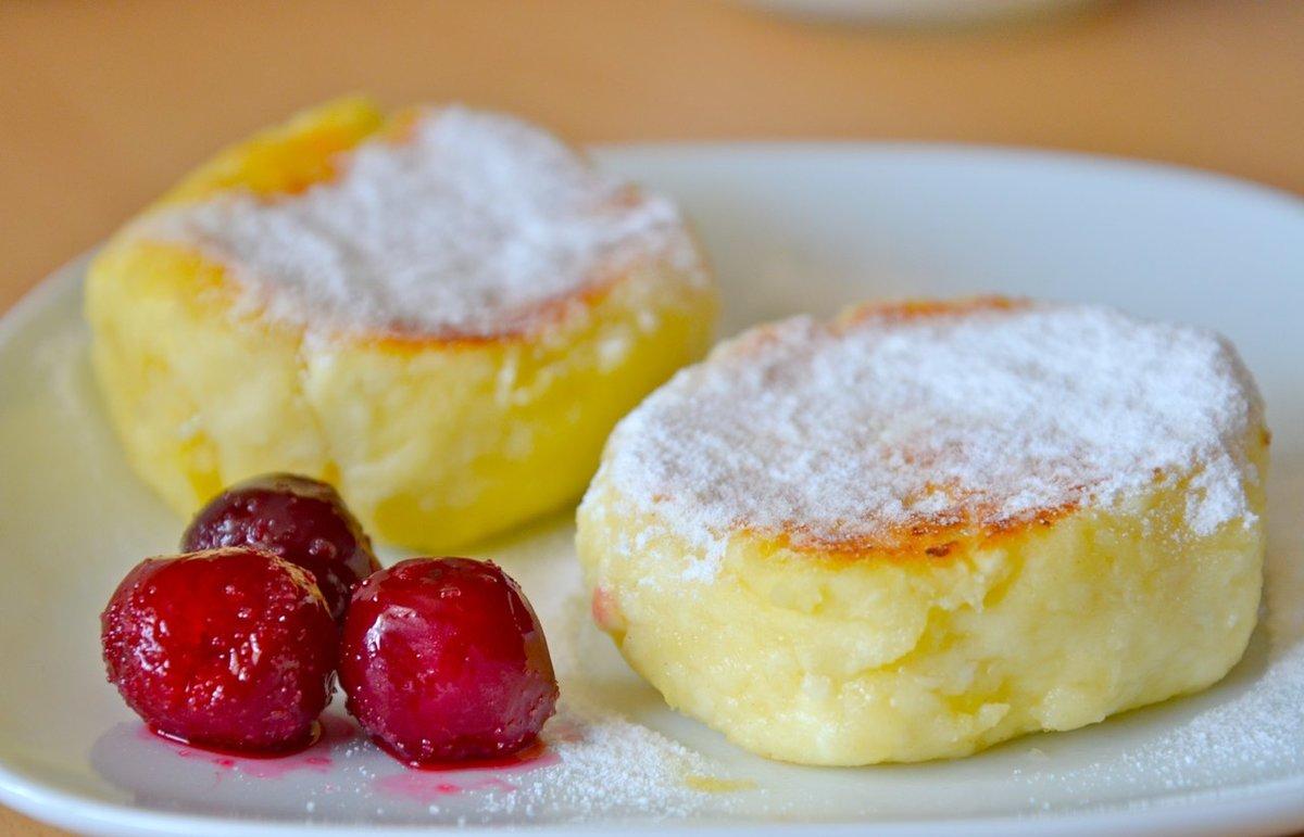 Сырники из творога - Пошаговый рецепт с фото Десерты 26