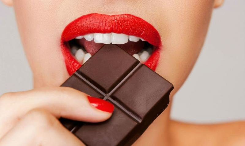 Миф об усилении сексуального возбуждения шоколада