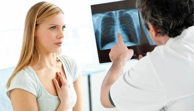 Возможна ли при остеохондрозе нехватка воздуха