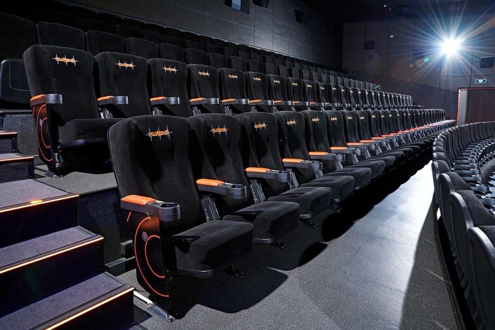 Кинотеатр «Каро 10» в ТРК «Щука»
