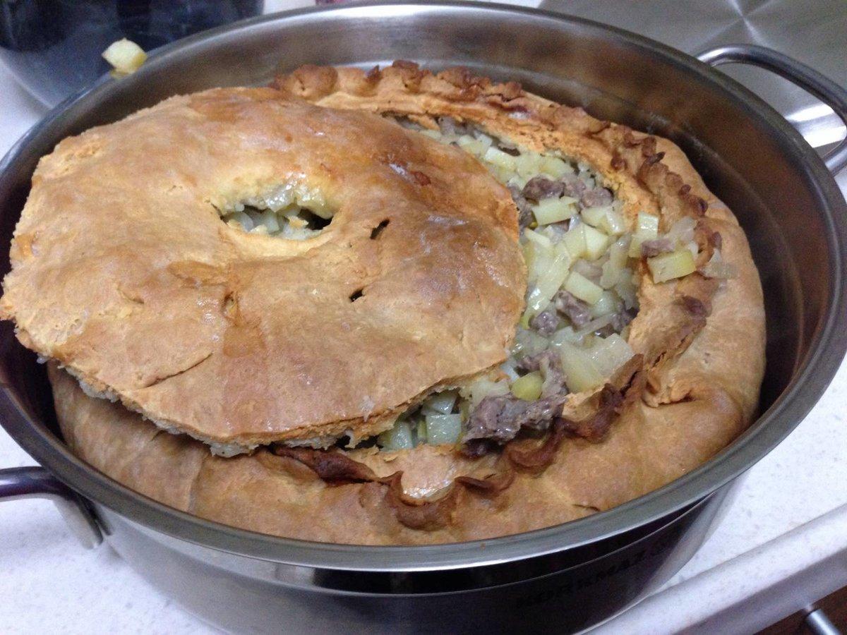 очень балеш татарский пирог рецепт с фото газета