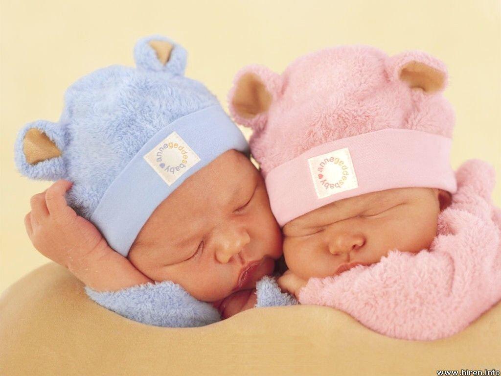 Для, картинки с рождением близнецов мальчика и девочки
