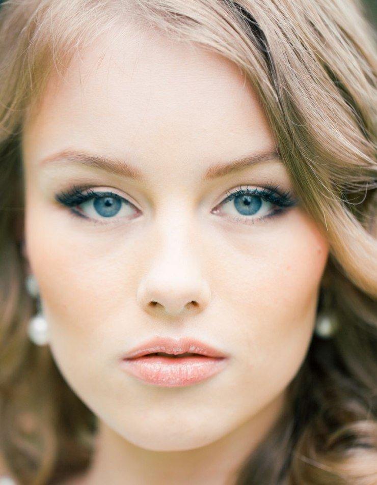 фото картинки макияж для серых глаз и русых волос фото сшить покрывала