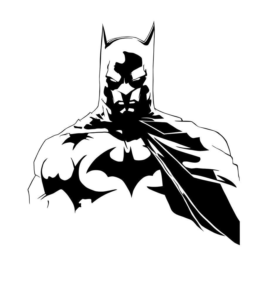 Картинки черно белые супергероев