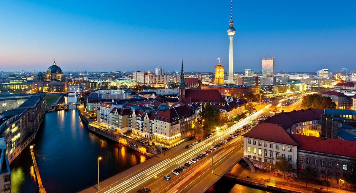 Интересные фото о германии