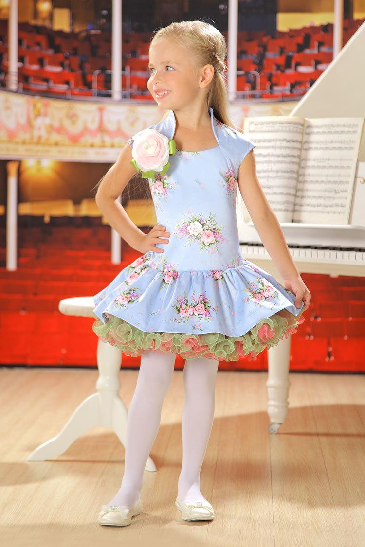 Кружева на детском платье - Купить красивое Платье Кружева детское платье на