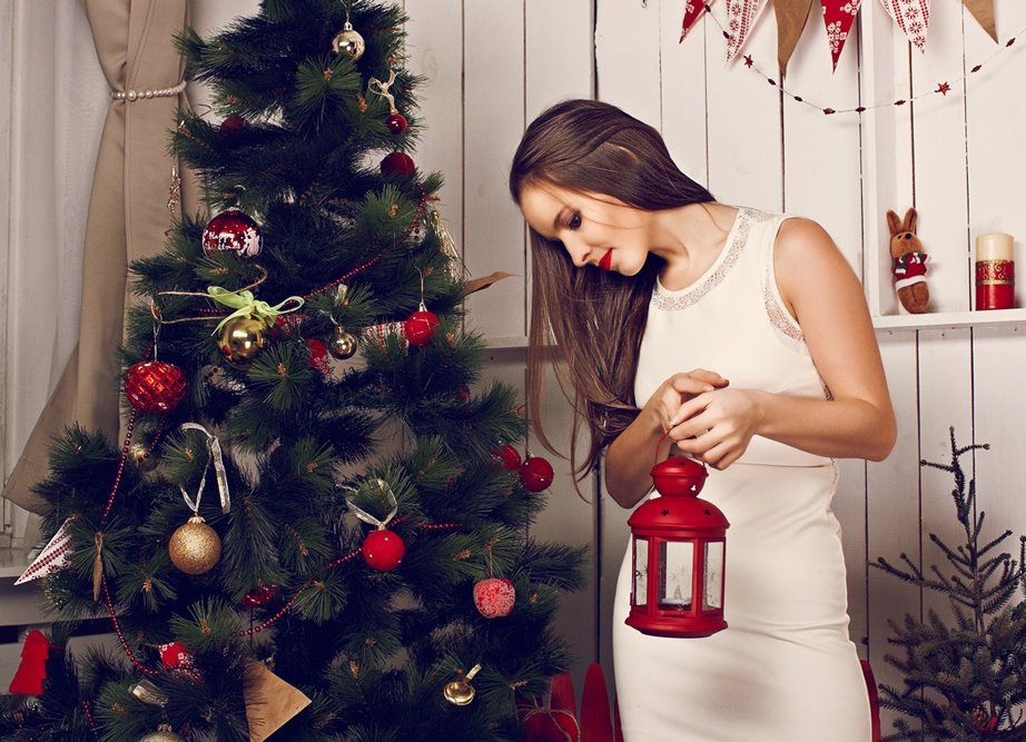 шоколадный идея для новогодней елки фото основном встречается
