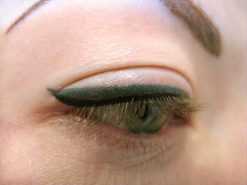 цветной татуаж глаз фото вам понравилась