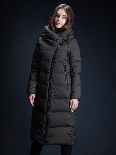 куртки длинные женские 5