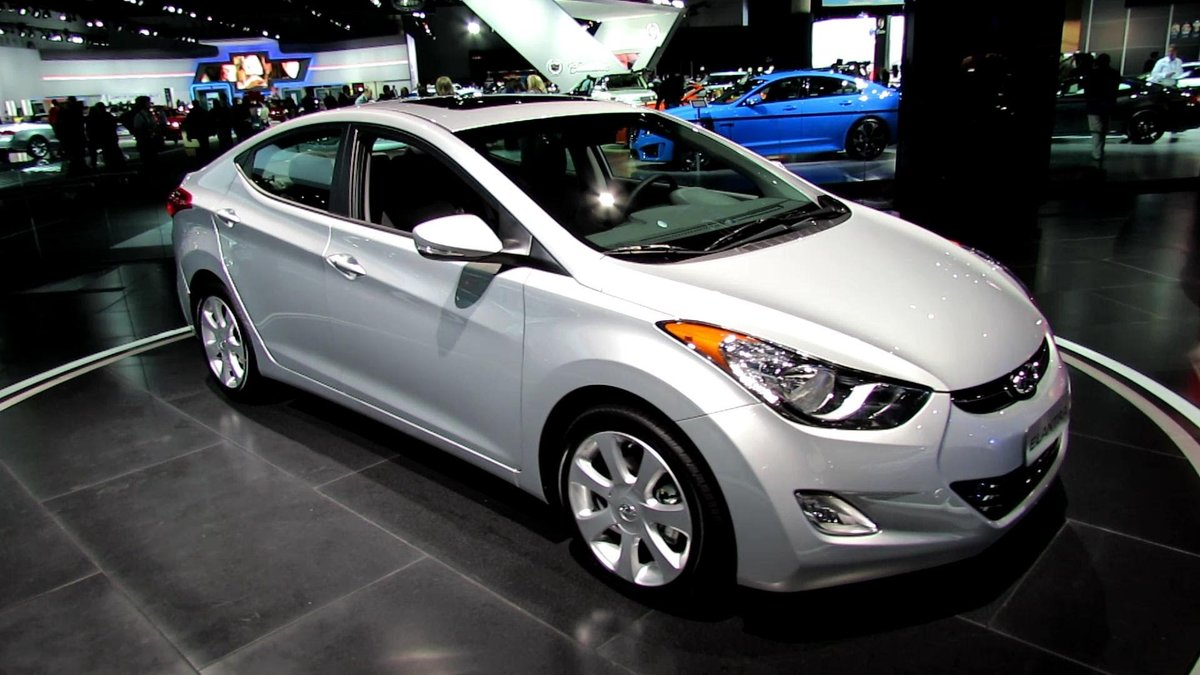 2013 Hyundai Elantra V (5)   Pictures, Information And Specs