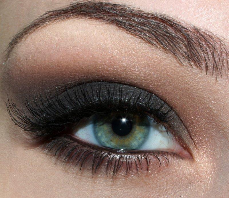 Как делать макияж глаз и губ Макияж глаз: как правильно наносить тени