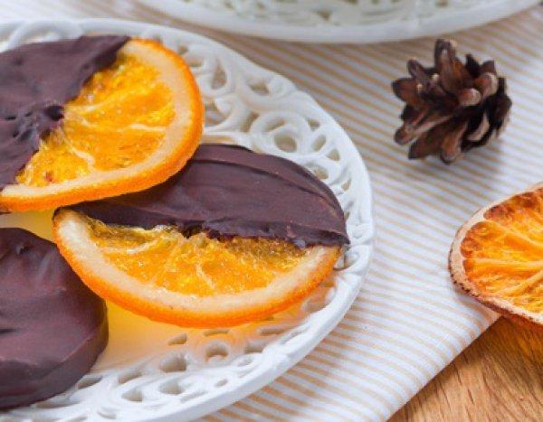 апельсин в шоколаде рецепт с фото этой