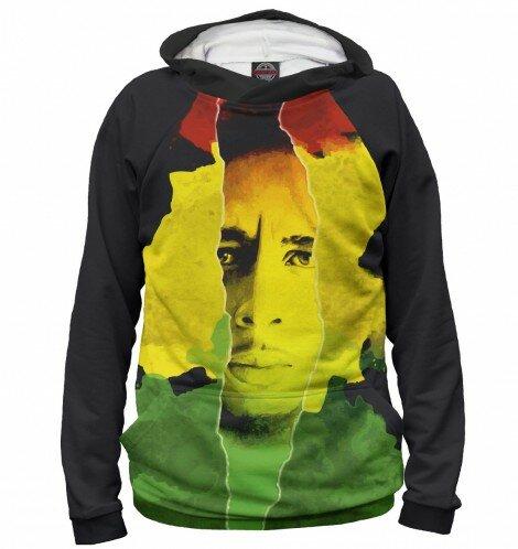 Худи для мальчика Bob Marley