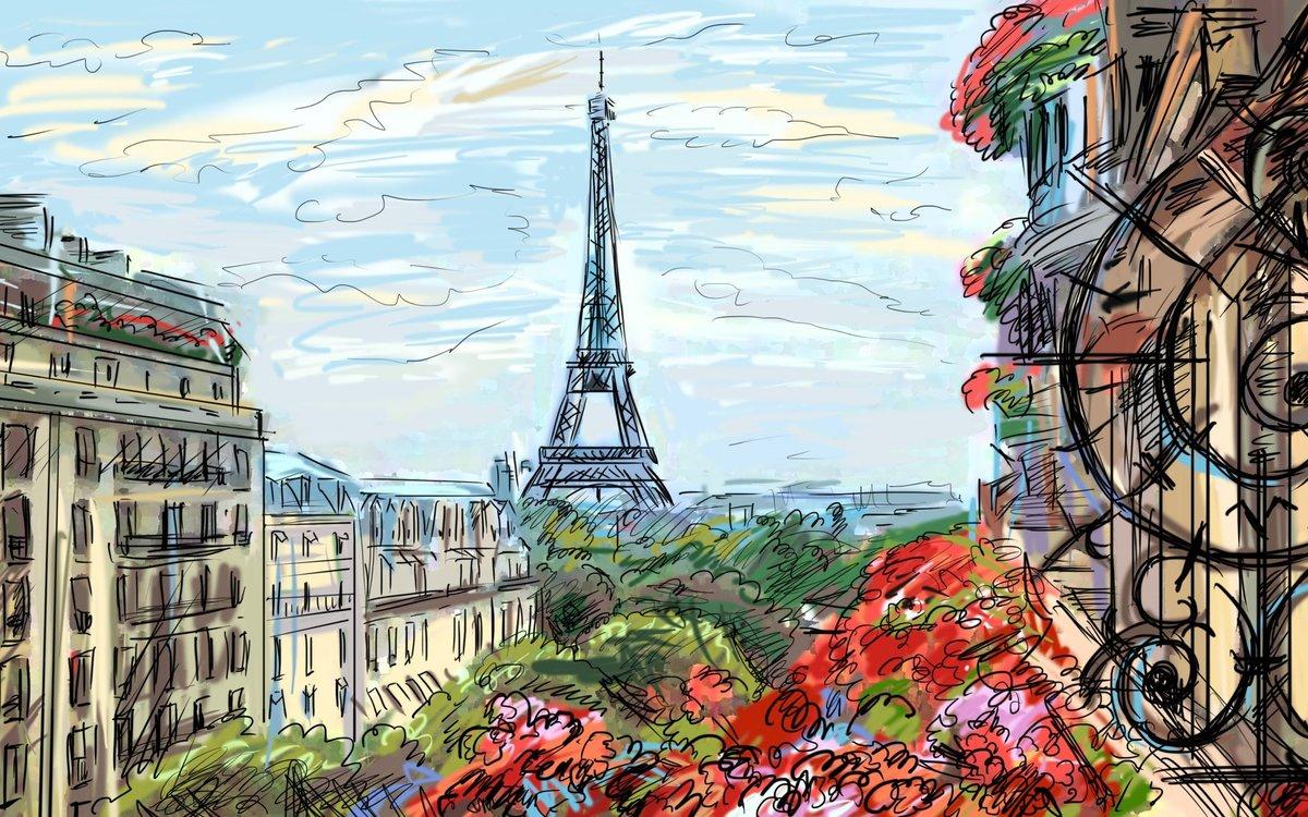 Ноября, города мира открытки