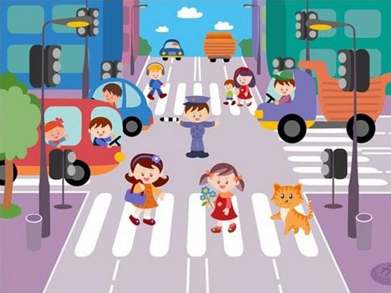 Картинки правил дорожного движения для детей, поздравления одноклассникам