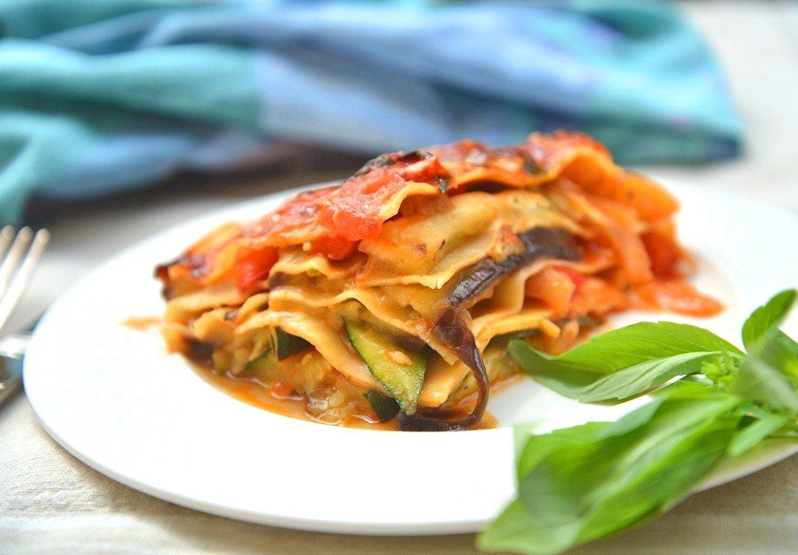 фотографии как делается лазанья овощная рецепт с фото радует