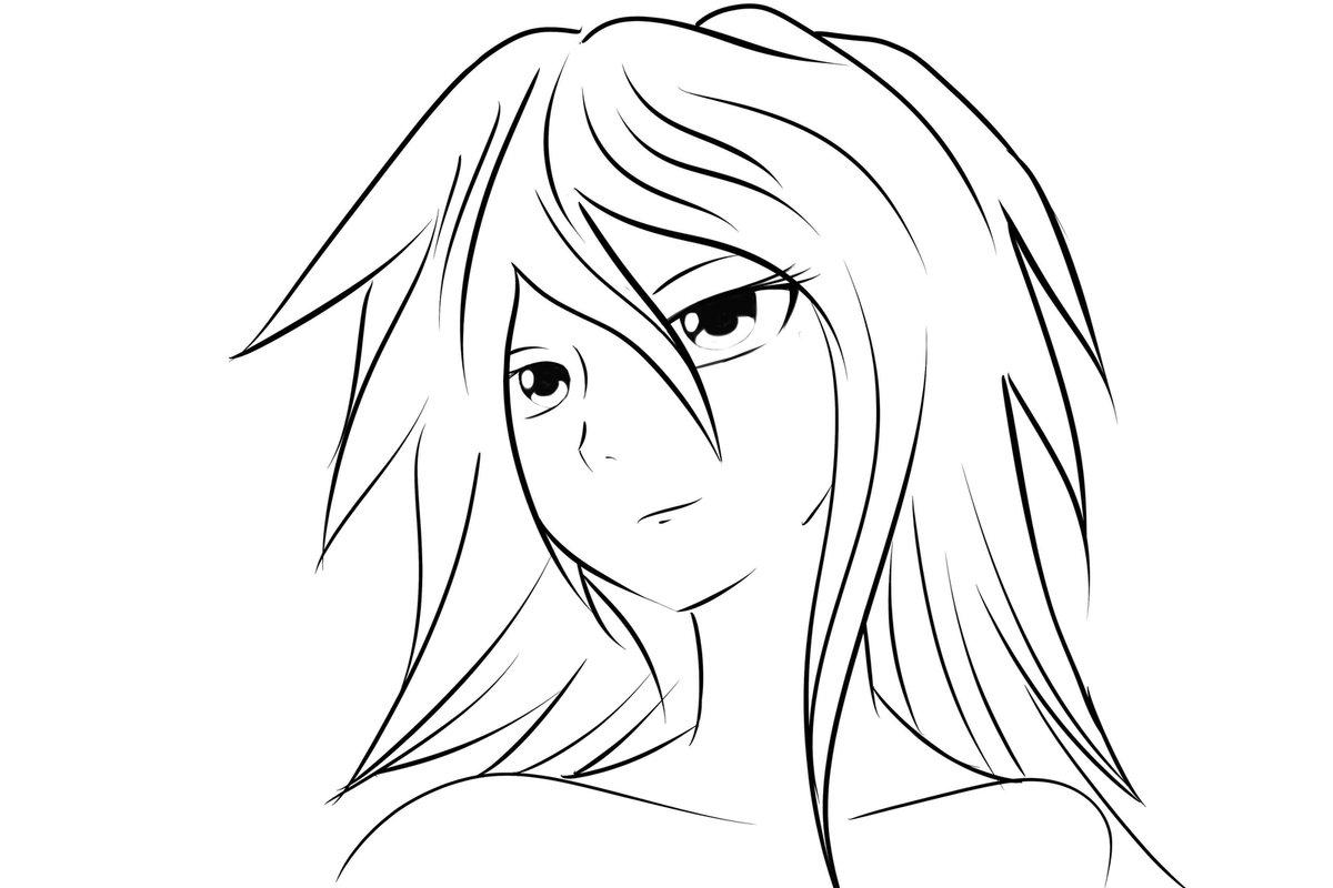Прикольные рисунки аниме карандашом
