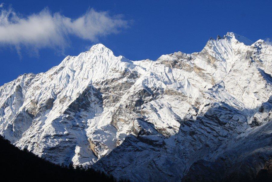 Горный район Ганеш-Гимал.