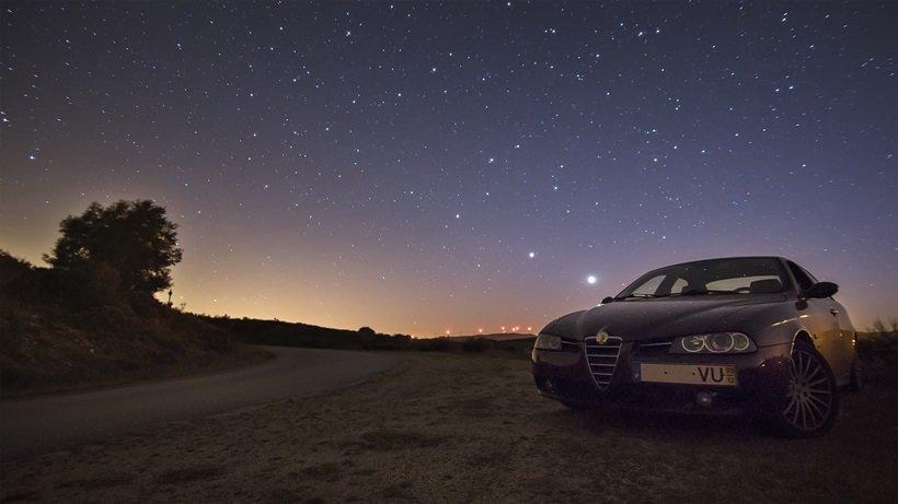 автомобиль звездное небо картинки отличие