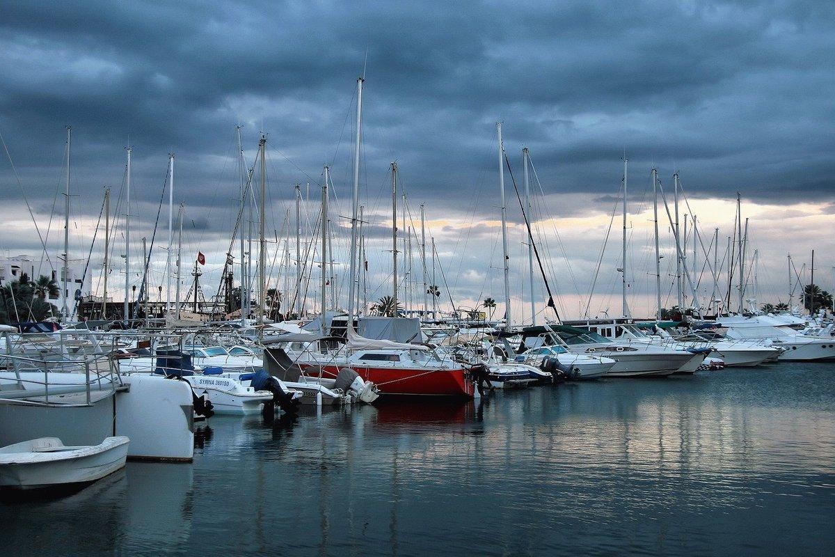 Порт эль кантауи тунис фото