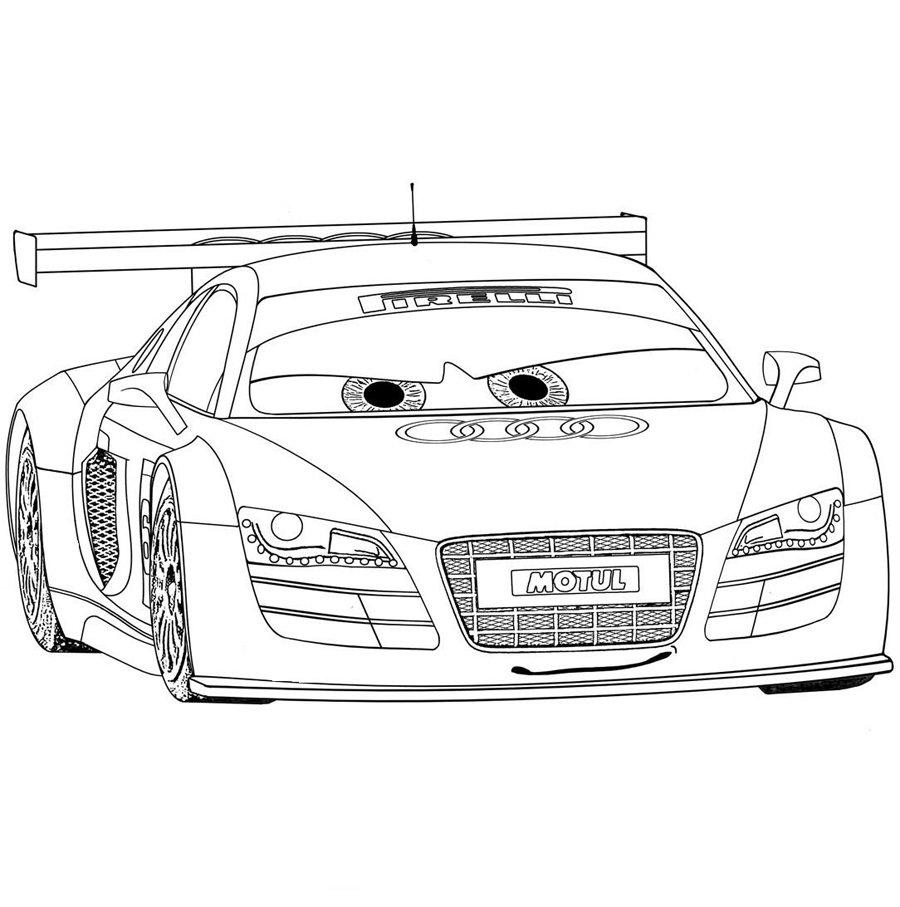 «раскраски для мальчиков крутые тачки спортивная машина ...
