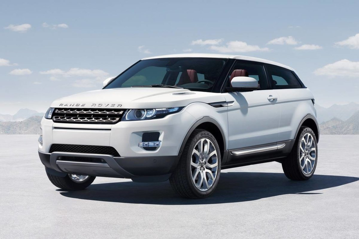 china white cars pure plus landrover rover special land evoque fuji range