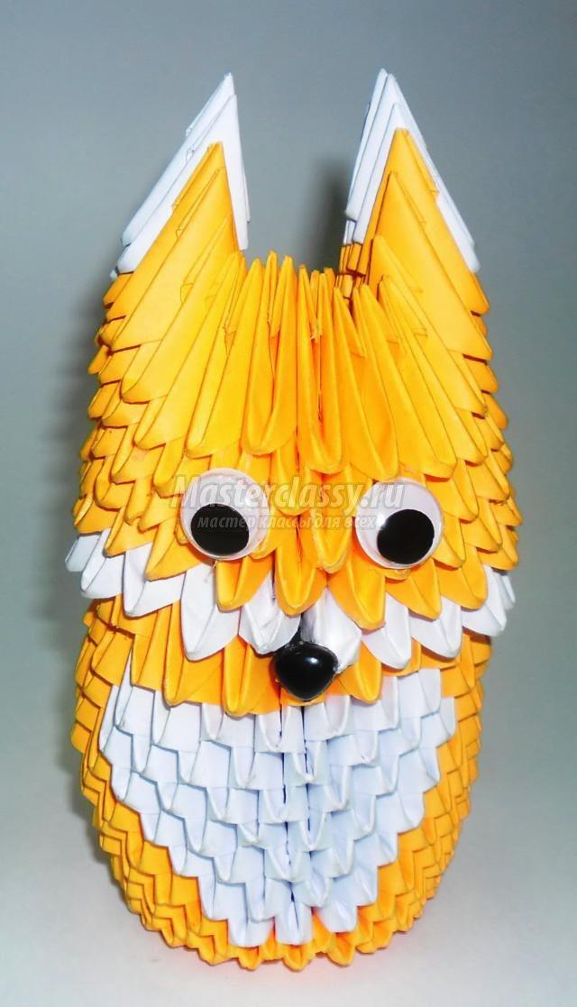 выбор модульное оригами пошагово картинки готовила его