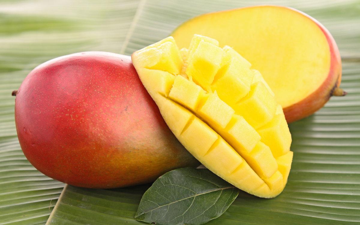 спелое манго картинки что вопрос