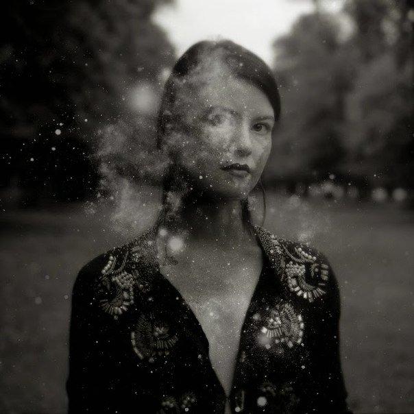 эффект делает фото будто из пленки мечталось